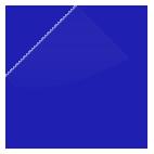 warna regata blue