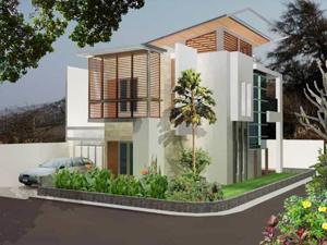 Konsep Rumah Green Minimalis