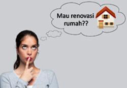 Bersiap Renovasi Rumah